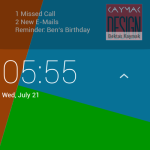 TouchWiz 5 Gets Rendered, This is the UI of the Galaxy S5