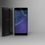 Sony Xperia Z2 Concept Has Wraparound Screen Message Indicator (Video)