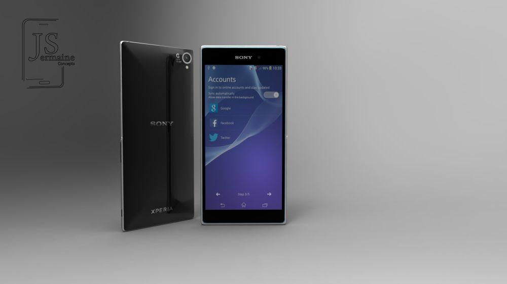Xperia Z2 concept jermaine 2 – Concept Phones