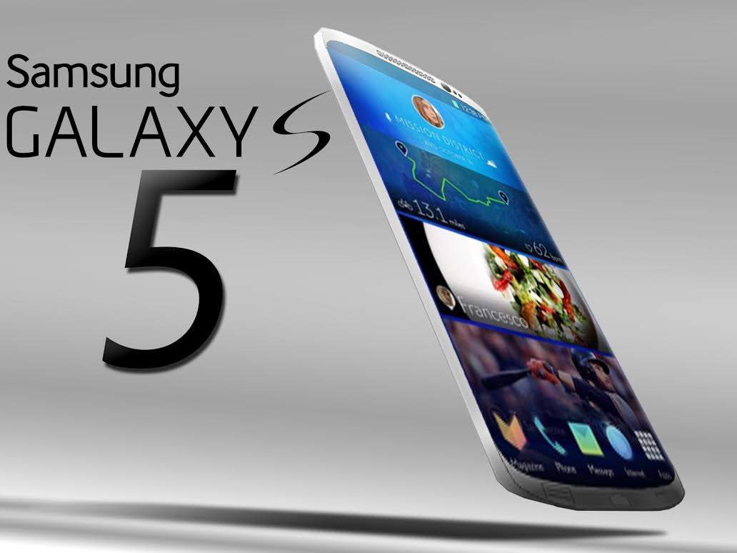 samsung galaxy s5 concept phones. Black Bedroom Furniture Sets. Home Design Ideas