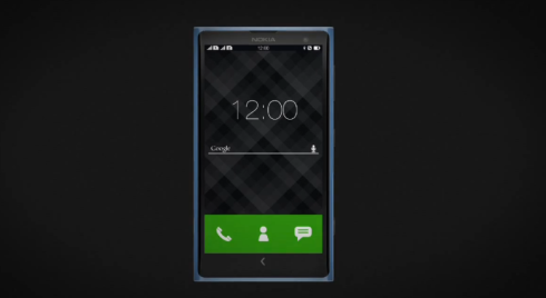 Nokia Android Phone Rendered by Techradar: Heres Nokia Normandy All Cleaned Up (Video)