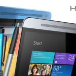 HTC Babel Tablet Concept is a Dual Boot Device with a Special Stylus
