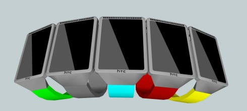 HTC Smart watch concept 1