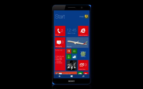 New Sony Vaio Phones Run Windows Phone 8.1: Vaio M1 and M2