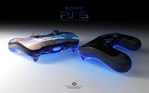 Probably the First PlayStation 5 Concept is Here!
