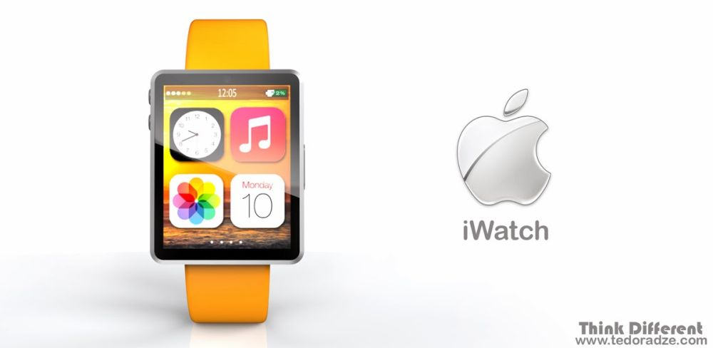 Apple iWatch Goes Back to the Idea of an iPod Nano With a ...