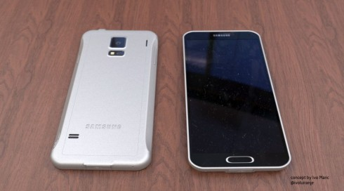 Samsung Galaxy F is a Premium Flagship With Metallic body