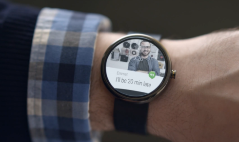 Android Wear Officially Debuts Android Smartwatches of the Future (Video)