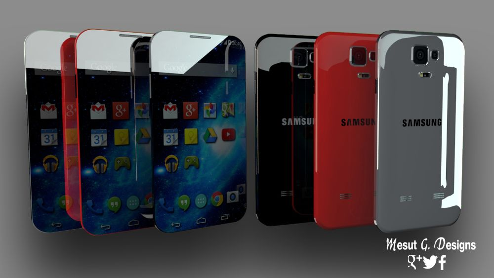 Samsung Galaxy S6 With 3D Camera Captures 8K Video (Video