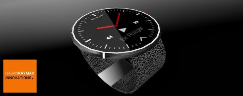 HTC Watch 2014 Teased by Hasan Kaymak