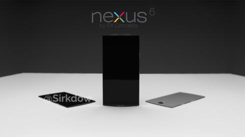 nexus 6 concept sirkow 1