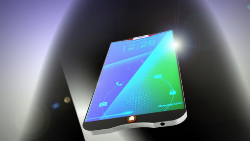 Sony Xperia C1 Render Brings Back the Sony Ericsson Logo... and Vibe