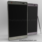 New Samsung Galaxy Note 4 Render Created by Jermaine Smit (Video)