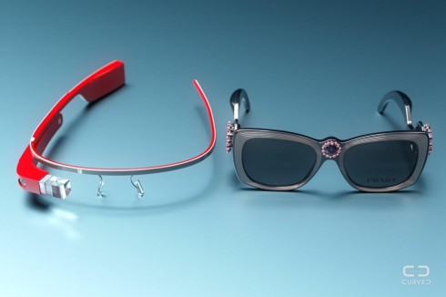 Google Glass Goes Prada in New German Concept