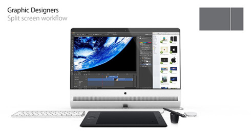 Apple iPro Computer Has a Bit of Lenovo Yoga in It