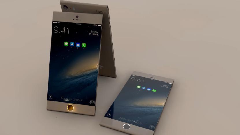 Concept phones: iPhone 6 Pro Concept Features Heart Rate Sensor ...