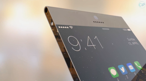 iPhone 6 Pro Concept Features Heart Rate Sensor, 16 MP Back Camera, Game Controller