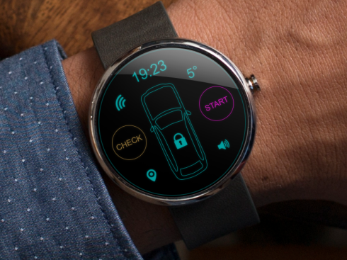 Moto 360 Android Wear App Renders Look Good and Sound Promising