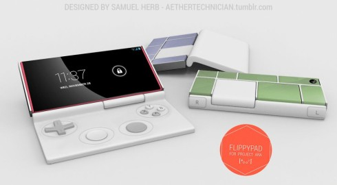 Project Ara Analog Game Controller Makes the Handset a Console