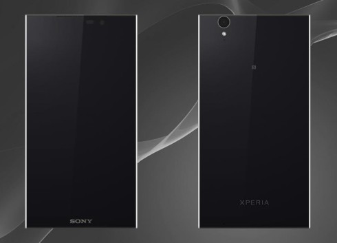 Sony Xperia Z3 Gets Rendered With 6 Inch 4K Display