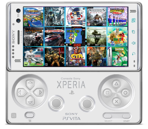 Sony Xperia Z Gaming Comes With 4K Display, 4 GB of RAM, 21 Ultrapixel Camera