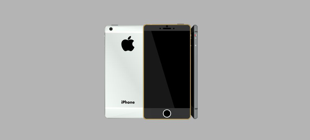 New Apple iPhone 6 Render by C. Gruber (Video)