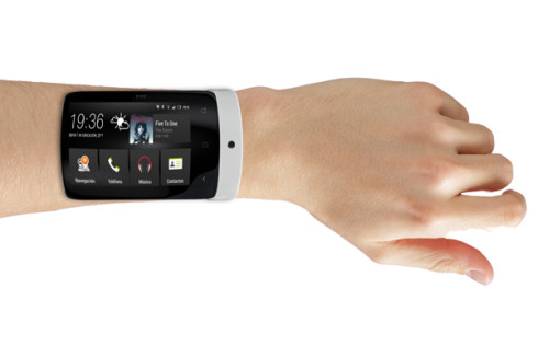 HTC Neo is a Bracelet Concept With a Star Trek Vibe