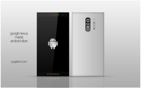 Android Silver May Not Replace Google Nexus; Heres A view of the Future
