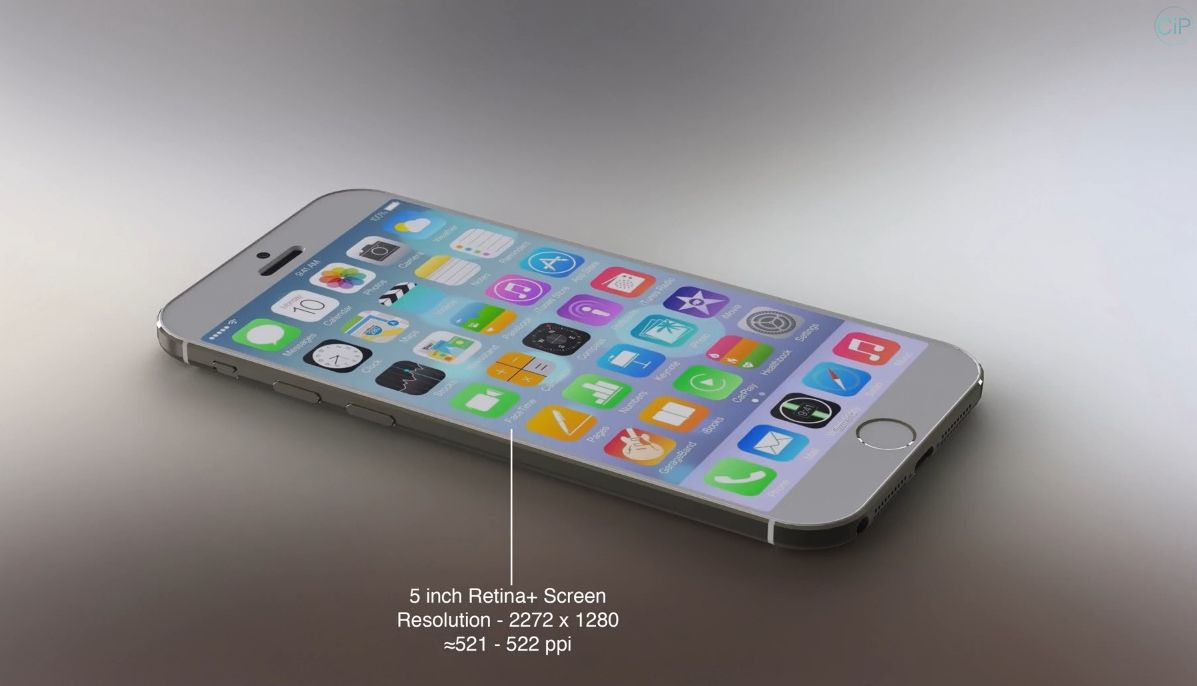 Iphone 6 Realistic 2