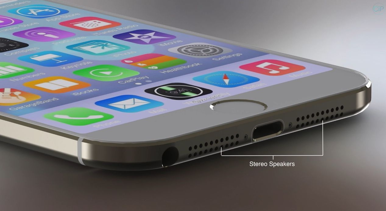 how to make a realistic iphone 6