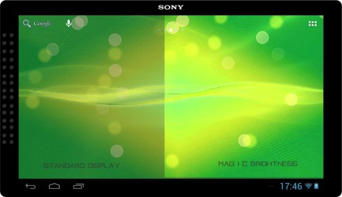 Sony Idea Pad Tablet is More Specs Than Design...