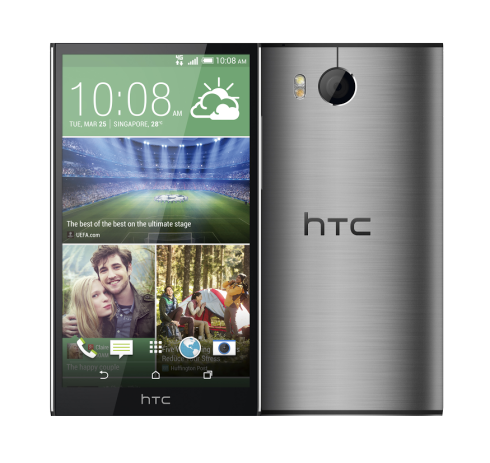 HTC One (M8) Compact Rendered by Ancel Lim, Created for Size Haters!