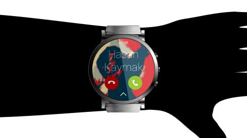 Hasan Kaymak Renders the HTC Android Wear Watch: HTC One Wear