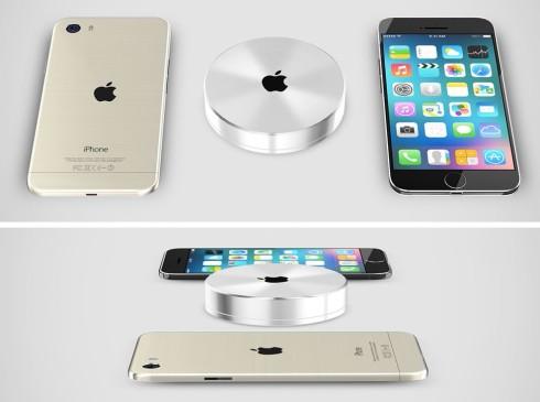 Možná už příští rok se dočkáme bezdrátového nabíjení iPhonů a iPadů (Video)
