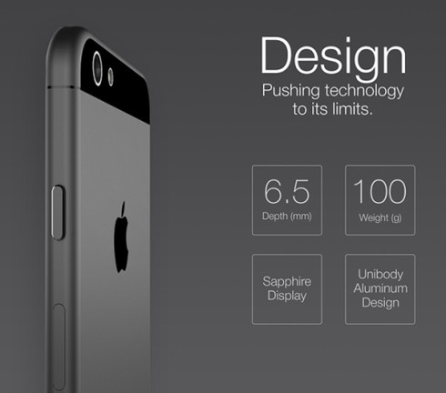 iPhone 6 Concept is Inspired by Various Leaks