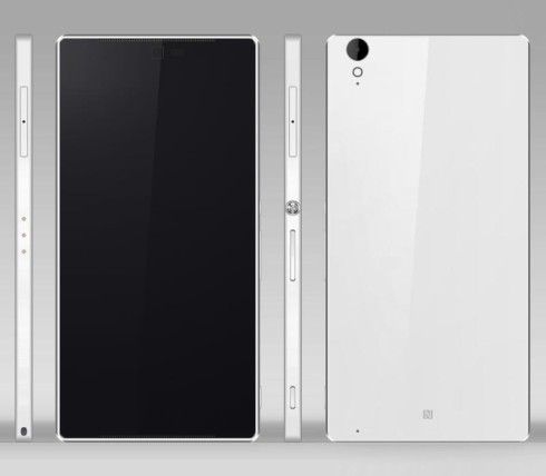 Sony Xperia Z4 2015 Flagship Envisioned With 6 Inch 4K Display