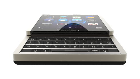 BlackBerry L is a Square Phone With a Sliding Keyboard; Looks Stylish