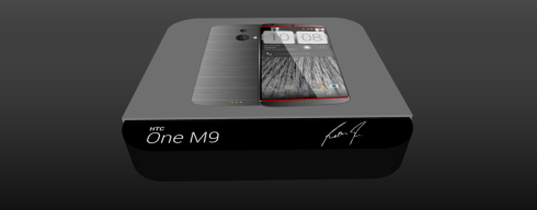 HTC One M9 2015 Rendered by Hasan Kaymak Innovations (Video)