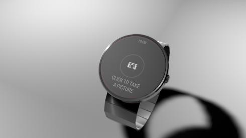 HTC One Wear Gets Rendered in Full Splendor by Hasan Kaymak (Part 1)