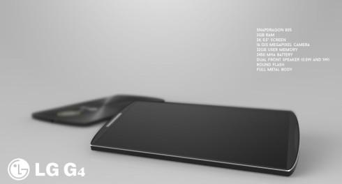 LG G4 Jermaine Smit concept 5