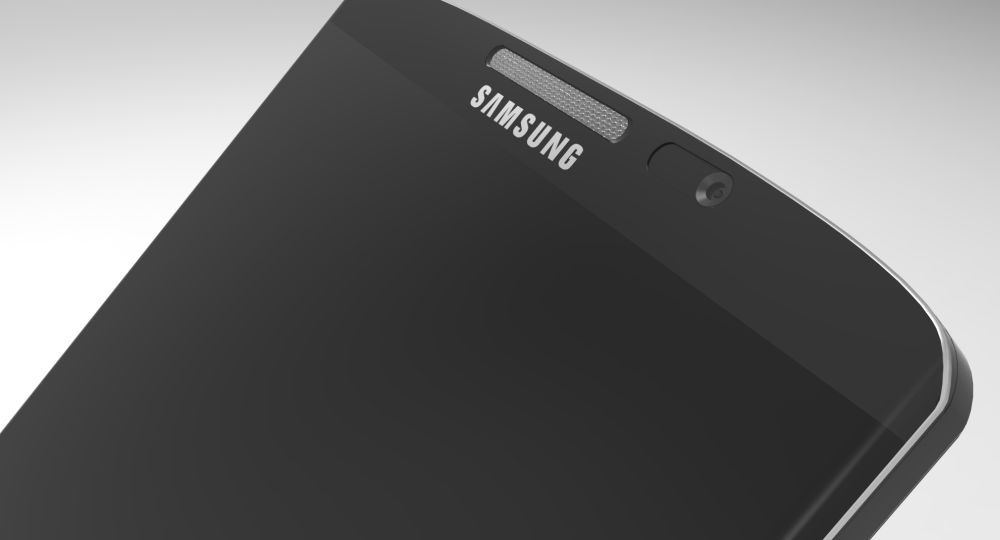 Samsung Galaxy S6 and Galaxy Edge Imagined by Jermaine Smit, Video