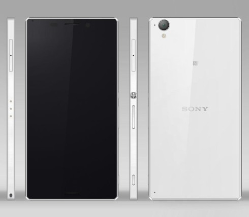 Sony Xperia Z3 Ultra Rendered; Move On, Nothing to See Here!