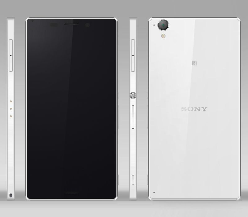 sony xperia z3 ultra rendered move on nothing to see. Black Bedroom Furniture Sets. Home Design Ideas