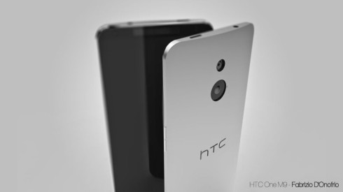 HTC One M9 is a 64 bit Smartphone, Made of Titanium, Aluminum and Sapphire