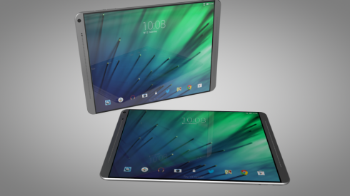 HTC One T12 Tablet Gets New Renders and a Video