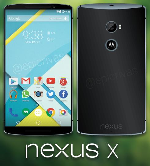 Motorola Nexus X Concept Envisioned by Ramon Rivas