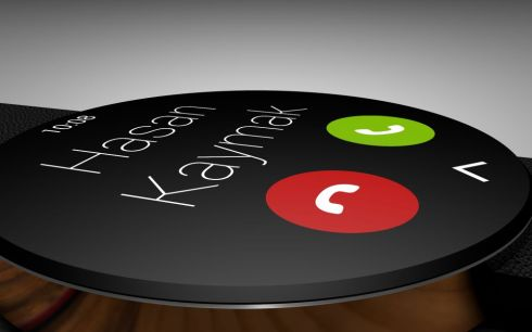 HTC Android Wear Watch Rendered by Hasan Kaymak in Fresh Version (Video)