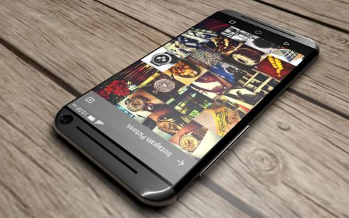 HTC One Bloom 3 is a Punk Rock Concept Smartphone With Android 5.0 on Board