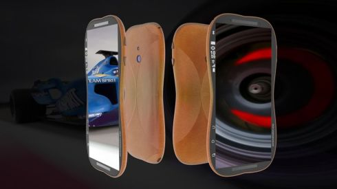 HTC Flexible Phone Design Borrows Its Format to LG, Motorola and Even Apple