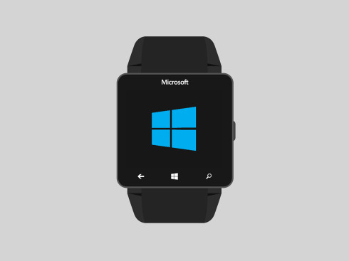 Microsoft Windows Watch Concept Focuses on UI Rather than Hardware